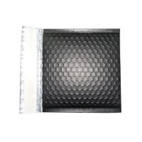 China Customized BETA Black Matt Gloss Metallic Bubble Mailer Envelopes wholesale