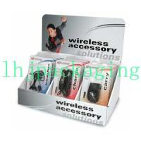 China wireless accessory display box wholesale