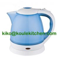 China Electric kettle, plastic electric kettle on sale