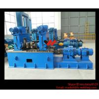 China High Efficient H Beam Flange Straightening Machine For Flange Thermal Deformation After Welding wholesale