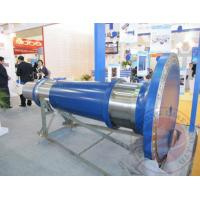 Buy cheap Q345D Rotor locking plate wind power generator parts,Steam Turbine Rotor Forging from wholesalers
