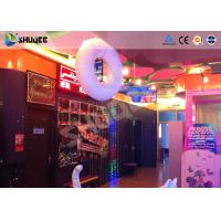 China Popular 5D movie theater more special effects more excited , equipment 5D motion chair wholesale