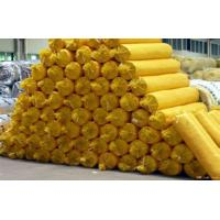 Quality High Temperature 1000mm Glass Wool Insulation Blanket For Sandwish for sale