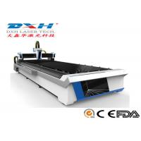 China Thickness 20mm Metal Laser Cutting Machine PC Control Customize Design wholesale