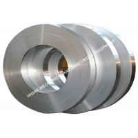 China 1060 O Aluminium Foil Strip 300mm Width 0.2mm Thickness Silver Color on sale