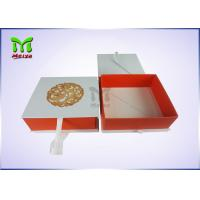 Wholesale Cardboard packaging boxes / Folded Gift Boxes With Magnetic Closure from china suppliers
