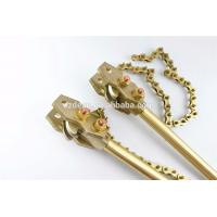 Manufacturer China Non Sparking Chain Pipe Spanner Wrench ,600*150mm, safety tools