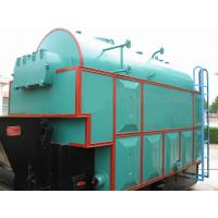 China Peerless Spiral Coal Fired Steam Boiler , 6 Ton Industrial Steam Boilers wholesale