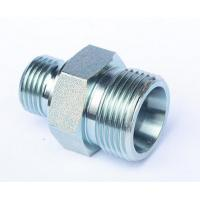 China Thread Stud Ends hydraulic adapter with O-Ring Sealing wholesale