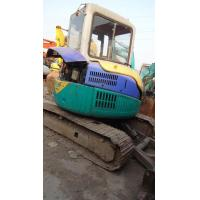China 4 Ton Used Japanese Mini Excavator  , high quality excavator PC40 on sale