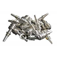 Stainless Steel Precision Turned Parts , CNC Lathe Machine Parts With 3D Drawing