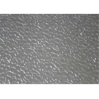 China 0.5 mm Stucco Embossed Aluminum Sheet 3004 O With Electrical Conductivity wholesale