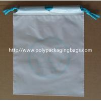 China Lovely Drawstring Plastic Bags For Children Toy And Books / Kids Gift/Printing Packaging Poly Bags wholesale