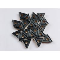 Buy cheap Steel / Cast Iron Lathe Threading Tool Inserts , Lathe Tool Tips RNK7126 from wholesalers