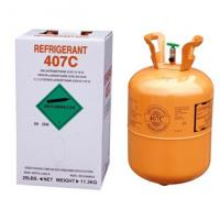 China R407C refrigerant gas with high purity wholesale