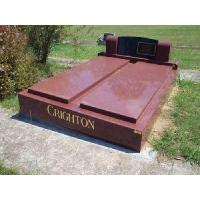 China Double Granite Tombstone (LY-194) wholesale