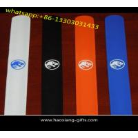 Buy cheap Customized gradient full color print silicone slap wristbands,silicone slap from wholesalers