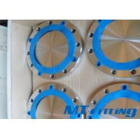 China ASTM A815 / ASME SA815 S32750 / S32760 Duplex Steel Blind Flange wholesale