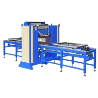 China Automatic 3-6mm 3D fence mesh panel welding wire mesh making machine for building wholesale