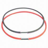 China Choker Necklaces, Customized Logos Welcomed, SGS and RoHS Marks wholesale