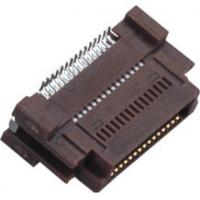 China LCP Material 0.635mm Male Board to Board Connector 250V AC Voltage wholesale