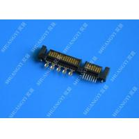 China Male SFF 8482 Serial Attached SCSI SAS Connector 29 Position LCP Insulator wholesale