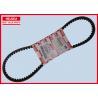 Black Color Engine Fan Belt  Rubber Material For ISUZU NKR 5876100630