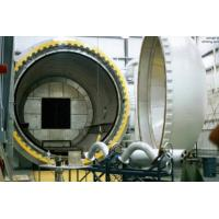 China Pressure Impregnation Industrial Composite Autoclave For Wood Industry ISO ASME Listed wholesale