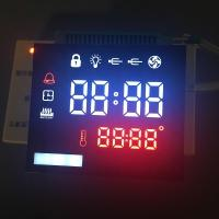 Buy cheap Ultra Red Custom LED Display , 8 Digit 7 Segment LED Display For Oven Timer Control from wholesalers