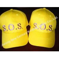 China Sport Cap With Embroider (Jav-4) wholesale
