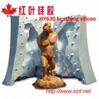 China For PU crafts mold making molding silicone rubber wholesale