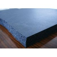 China 45 D - 100 D Density Fire Retardant Foam with Custom Size and Color High Temperature Resistant wholesale