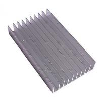 China Chromaking Heat Sink Aluminum Extrusion Profiles With 6063-T5 Alloy wholesale