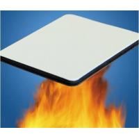 China 4mm A2 B1 Fireproof Acm Panels Decoration Aluminum Composite Material wholesale