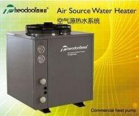 China Energy Saving Swimming Pool Heat Pump , Air Source Water Heater Heat Pump wholesale