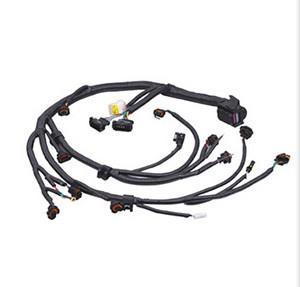 aircraft wiring harness