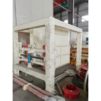 China Aerated Concrete Block Production Machine for Building Material - Hydraulic Lifting Pallet Station For Forklift Loading wholesale