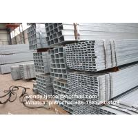 fence post used bs1387 Popular Hot Dip Galvanized Square Steel Tubes/Pipes