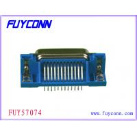 Wholesale OEM 24 Pin Centronics Female Connector With Bracket Certified UL from china suppliers