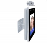 Buy cheap Biometric 8 Inch Wall Mounted Face Recognition Terminal from wholesalers