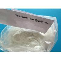 China Muscle Building Steroid Raw Powder Testosterone Cypionate CAS 58-20-8 wholesale