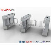 Buy cheap Waterproof Swing Gate Turnstile SUS304 Access Control By Swiping Card RFID from wholesalers