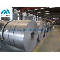 China Double Side Hot Dipped Galvanized Steel Sheet In Coils 600mm - 1250mm Width wholesale