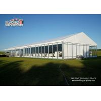 China 300 Peopple garden wedding marquee / Ourdoor wedding marquee Solid Aluminum Structures wholesale