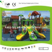 China 2012 Colorful Tree House Series Outdoor Playground Equipment wholesale