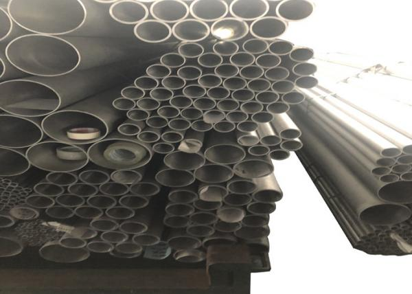 Quality S32304 S32750 S32507 S31050 24in ASTM A790 UNS S31803 Duplex Steel Pipe for sale