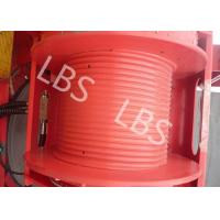 Buy cheap Safe 10-Ton Windlass Winch Ship Deck Machinery Carbon Steel Material from wholesalers