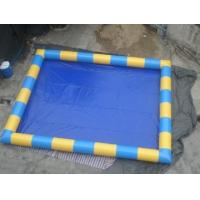 China Inflatable pool / inflatable water pool / giant square pool with water ball wholesale