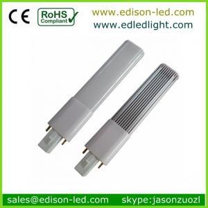 China g23 led plug light Ultra-thin replace CFL light gx23 led light aluminum housing free sample on sale