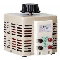 China TDGC2-3 Single Phase AC Variac Digital Variac , Variable Output Transformer wholesale